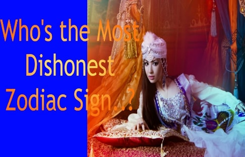 Zodiac Signs That Are The Most Dishonest