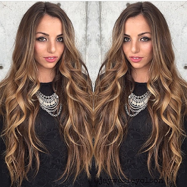 Beautifu Hair Style And Bun