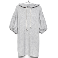 Robe Sweat Bershka