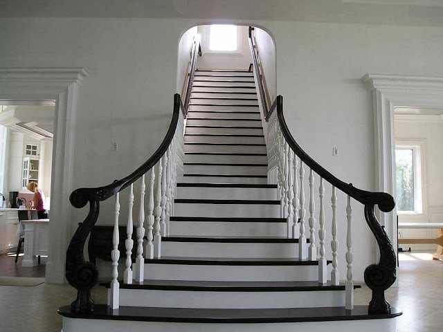Trends of stair railing ideas and materials (interior & outdoor)