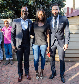 , Tiwa Savage hits the spotsligt as she pays charitable visit to young female victims of child trafficking in Johannesburg, Latest Nigeria News, Daily Devotionals & Celebrity Gossips - Chidispalace
