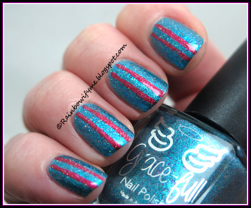 Grace-Full Nail Polish ~ Unicorn Lagoon