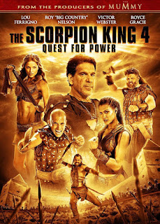 El Rey Escorpión 4: La búsqueda del poder<br><span class='font12 dBlock'><i>(The Scorpion King: The Lost Throne)</i></span>
