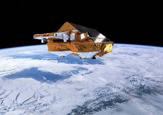 Satellite Cryosat