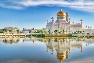 Tempat Wisata Terkenal di Brunei Darussalam