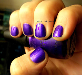 Nails Actually Sinful Colors Lets Talk With Ruby Kisses Hd Mardi Gras