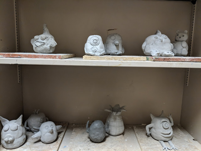 Middle School Clay Art Lesson Hollow Forms from Pinch Pots