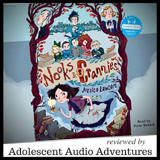 Adolescent Audio Adventures reviews Nooks & Crannies