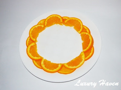 chinese new year orange recipes