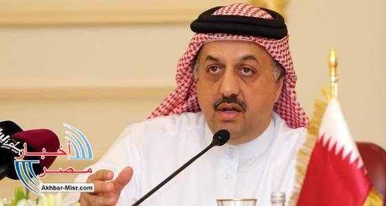 وزير الدفاع القطري