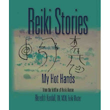 Reiki Stories: My Hot Hands