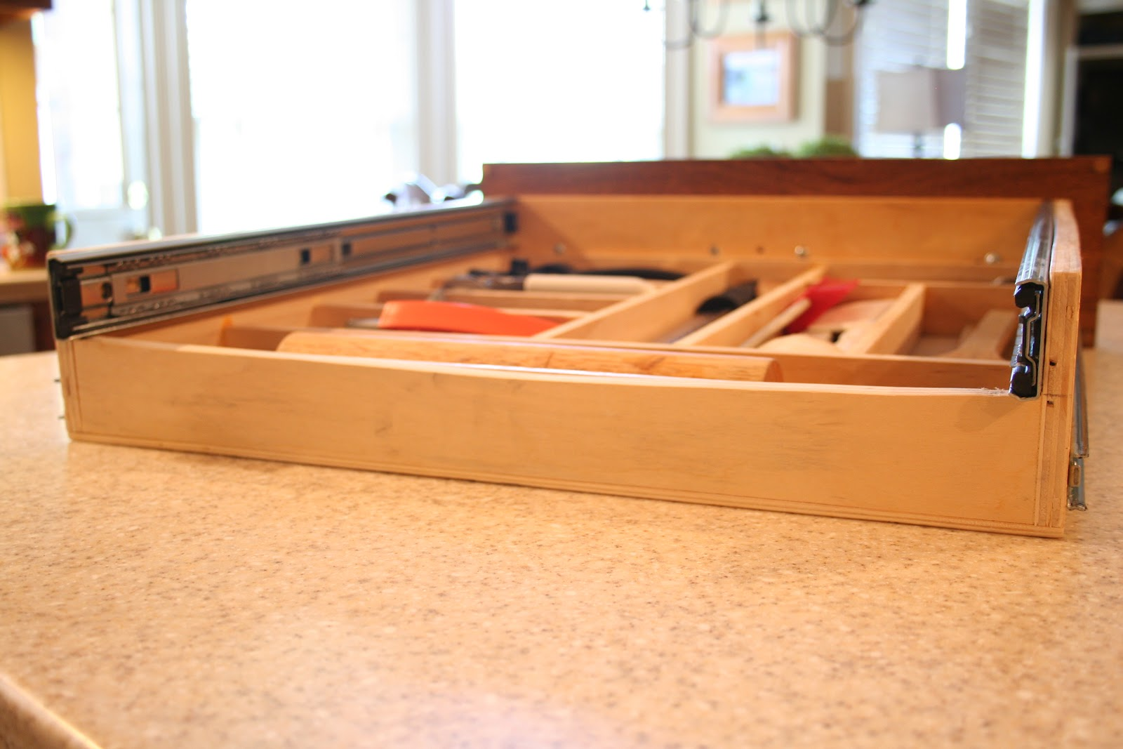 replacement kitchen drawer box stools for island make the most of your drawers