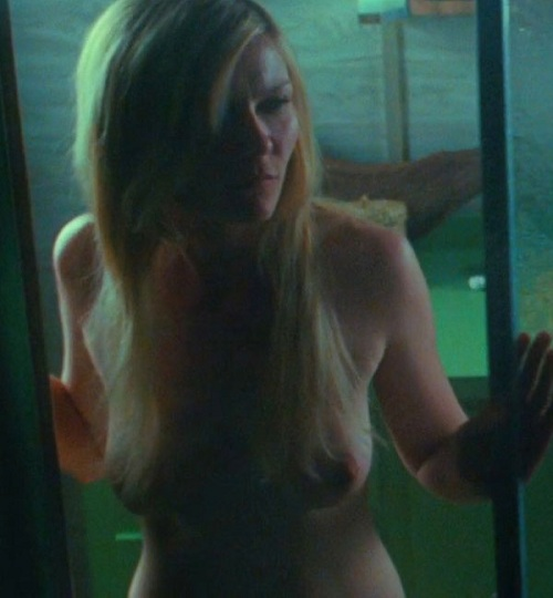 Kirsten dunst butt naked necessary words