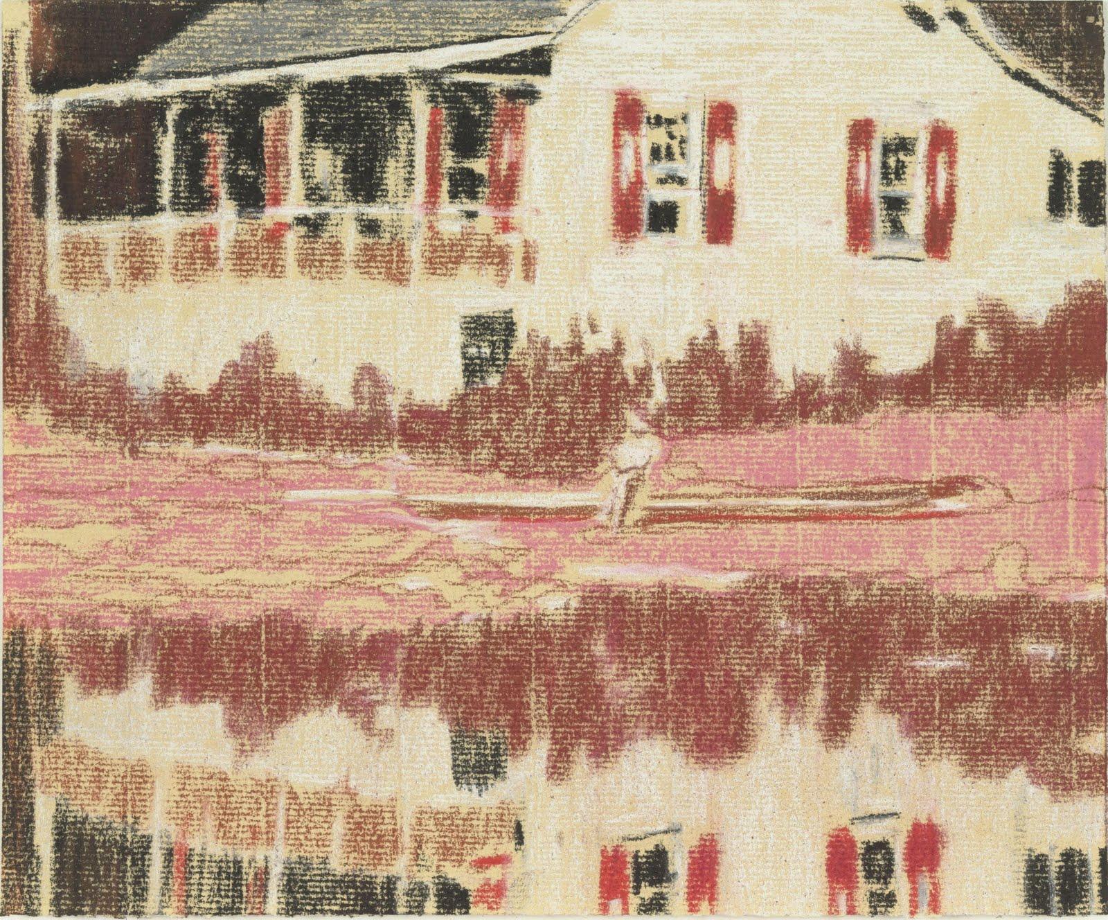 St Martins School >> The Art History Journal: Peter Doig
