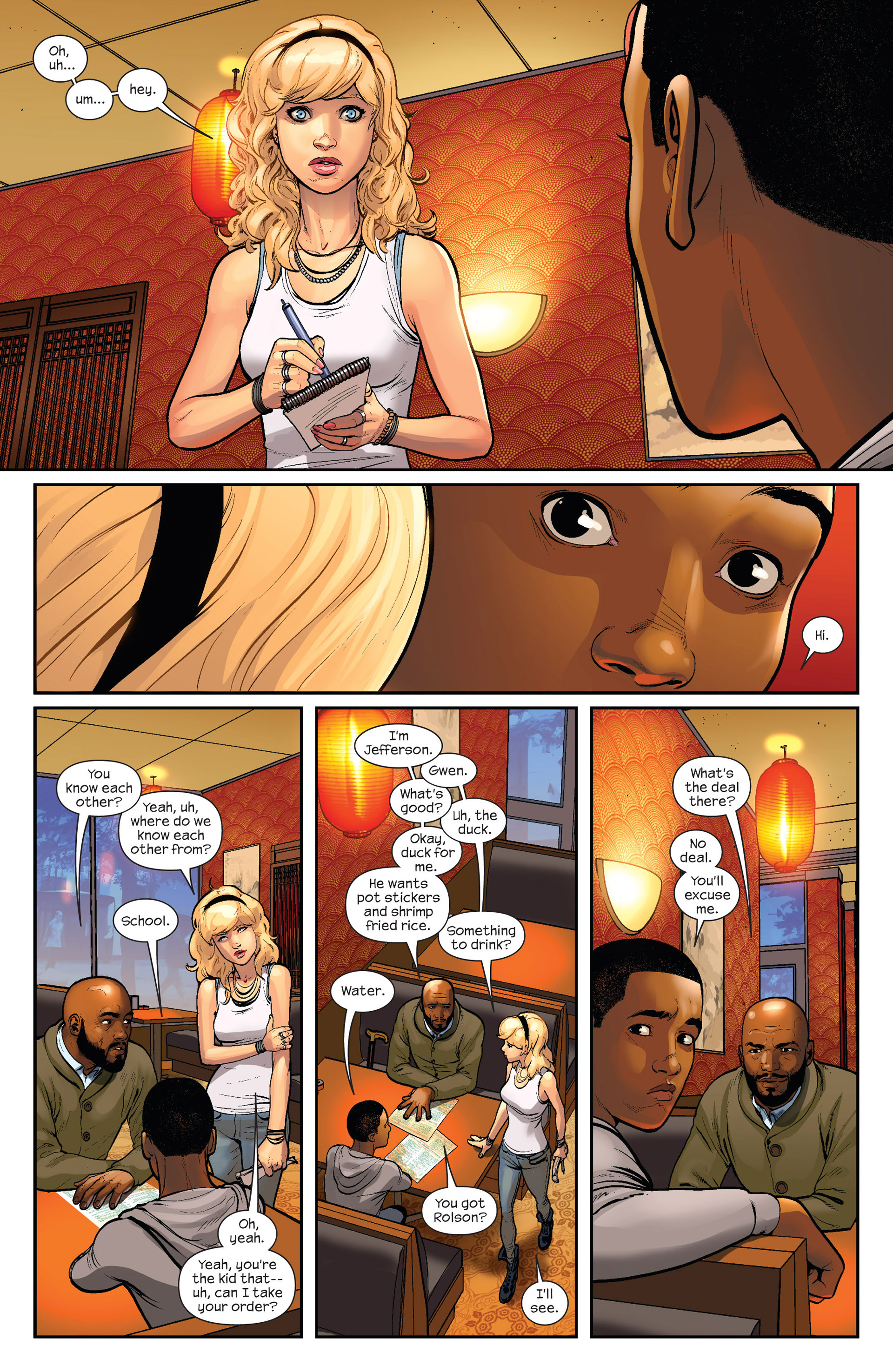 Read online Ultimate Comics Spider-Man (2011) comic -  Issue #23 - 14