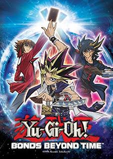 capa Yu-Gi-Oh! 3D - Vínculos Além do Tempo
