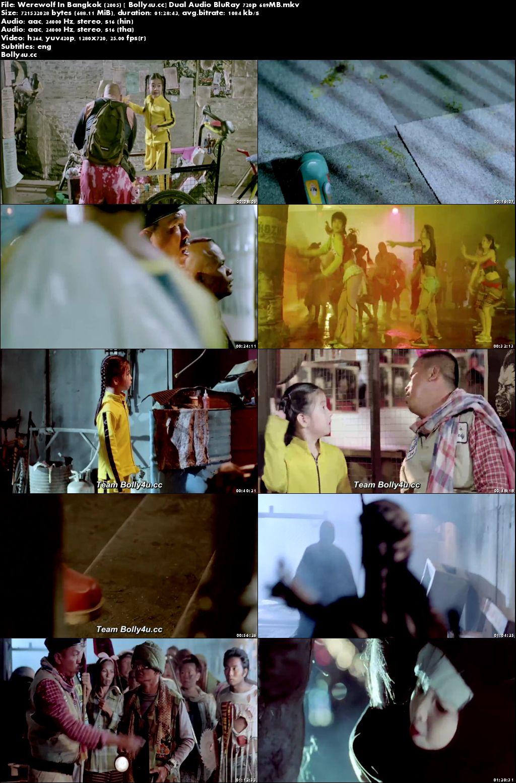 Werewolf In Bangkok 2005 WEB-DL 650MB Hindi Dual Audio 720p Download