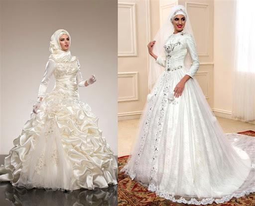 Wedding Dress Modern Macam Macam Gaun Modern