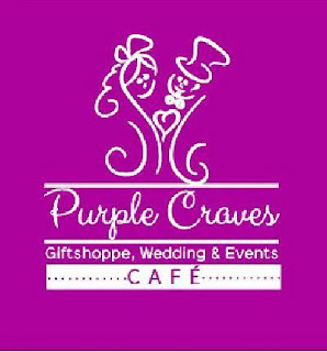 Purple Craves Cafe in Cebu City, Philippines