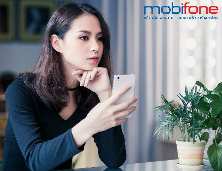 Khuyến mãi Mobifone trả sau tháng 1/2017