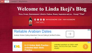 Blog Linda Template Yang Lama