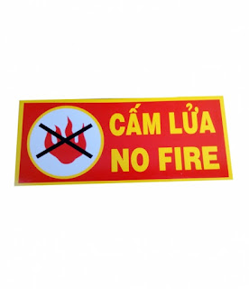 Cấm lửa