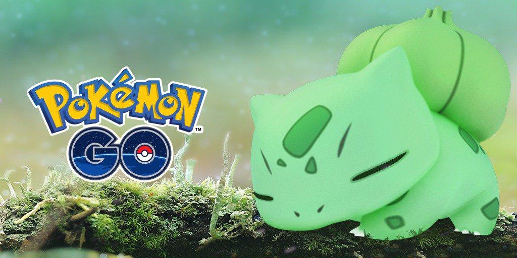 Pokémon GO da la bienvenida a Bulbasaur shiny en su nuevo evento