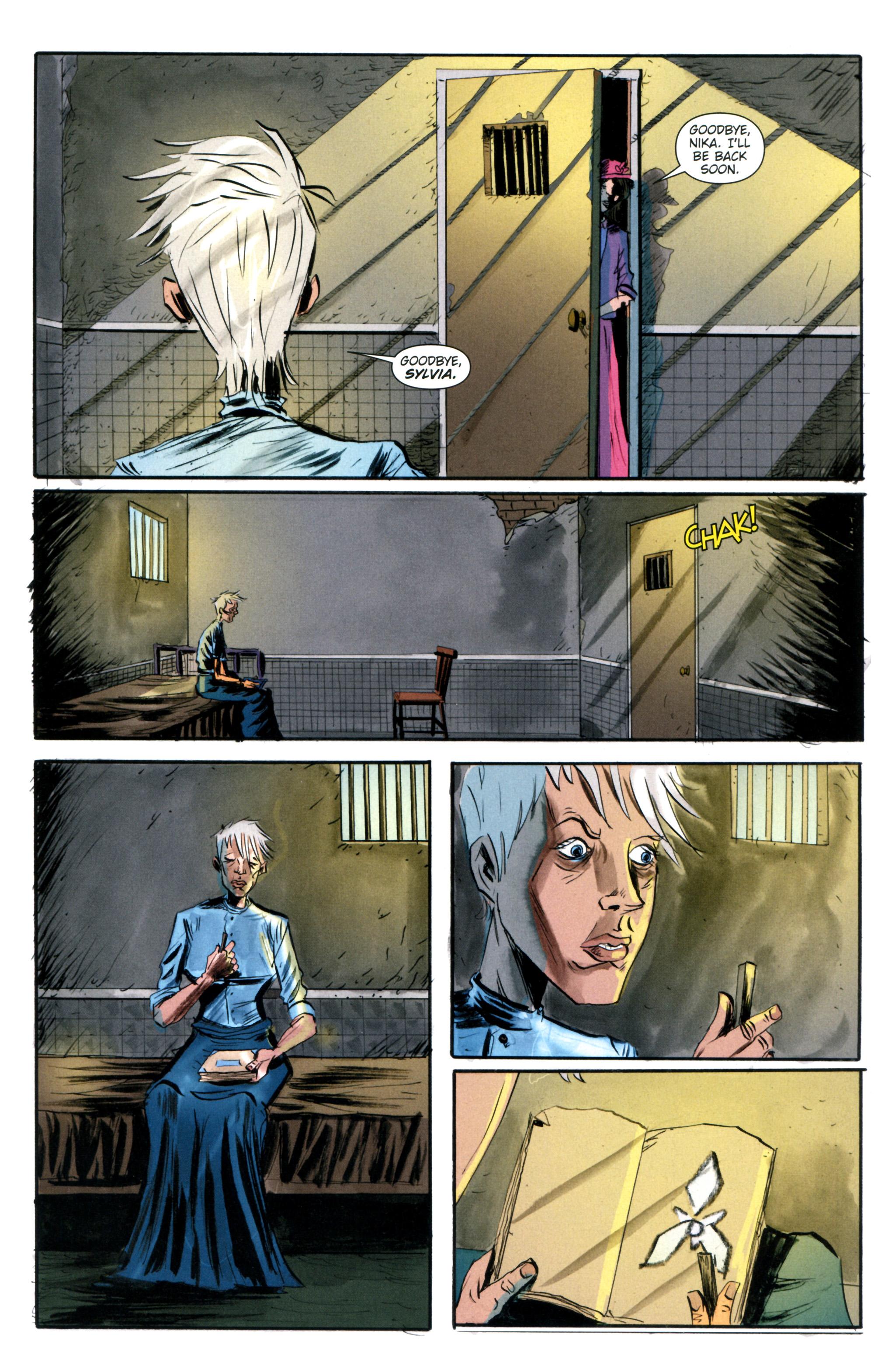 Read online Trillium comic -  Issue #6 - 8