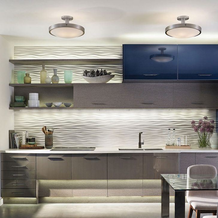 Design si functionalitate in bucataria ta for Kitchen lighting ideas b q