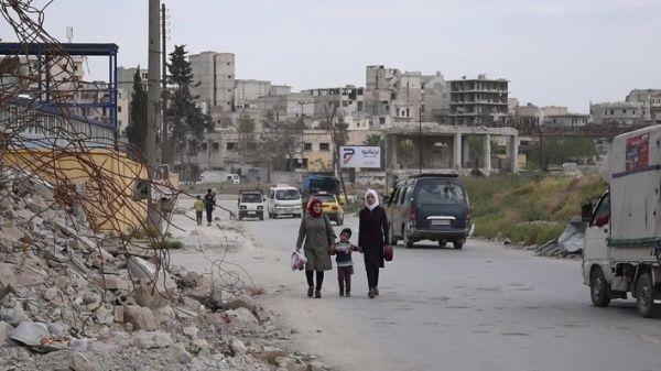 Siria pide a la ONU que condene el ataque con gas en Alepo