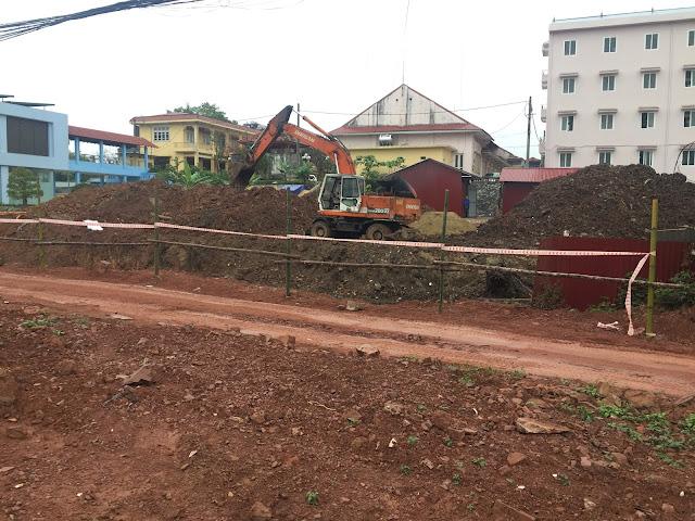 Cập nhật mới nhất về tiến độ thi công dự án Bắc Sơn Sông Hồng