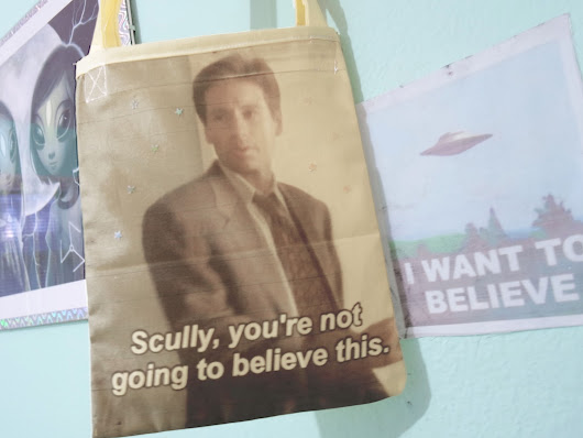 You're Not Going To Believe This | X-FILES | Viva La DIY