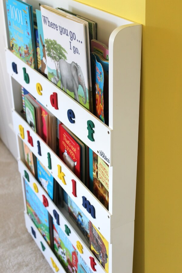 & Kids Book Storage that Encourages Reading | Sunny Day Family