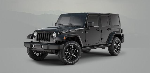 2017 Jeep Wrangler Smoky Mountain - #Jeep #Wrangler #truck #new_car