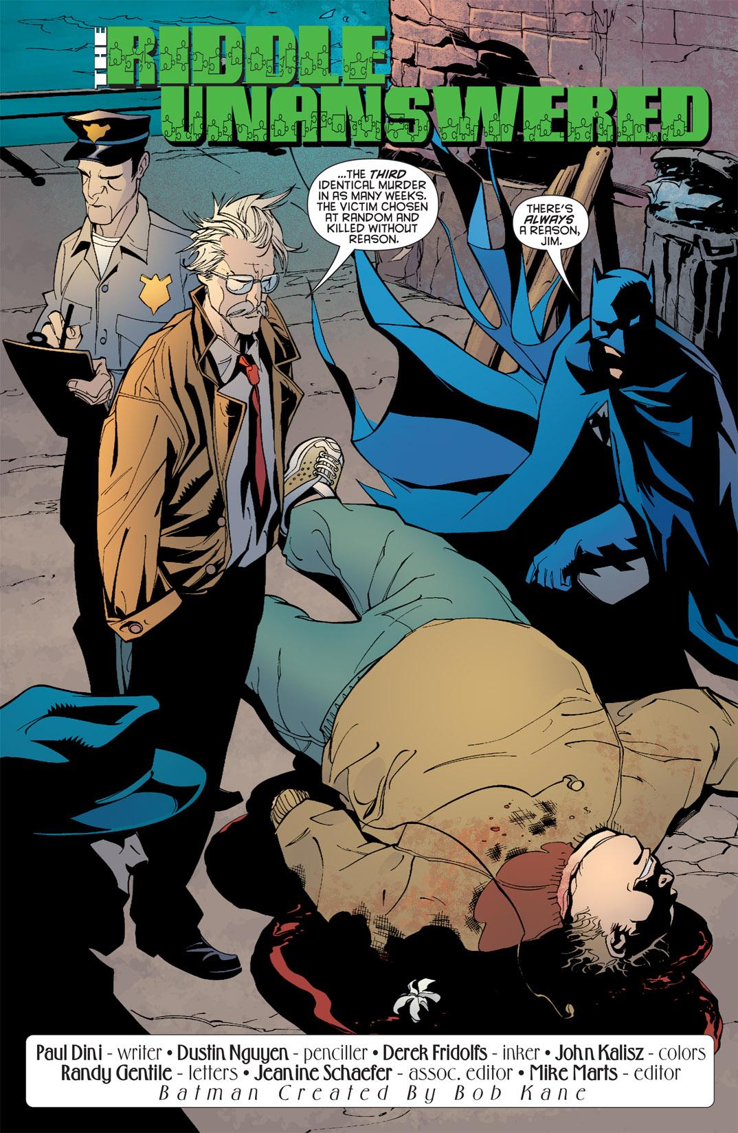 Detective Comics (1937) 845 Page 2