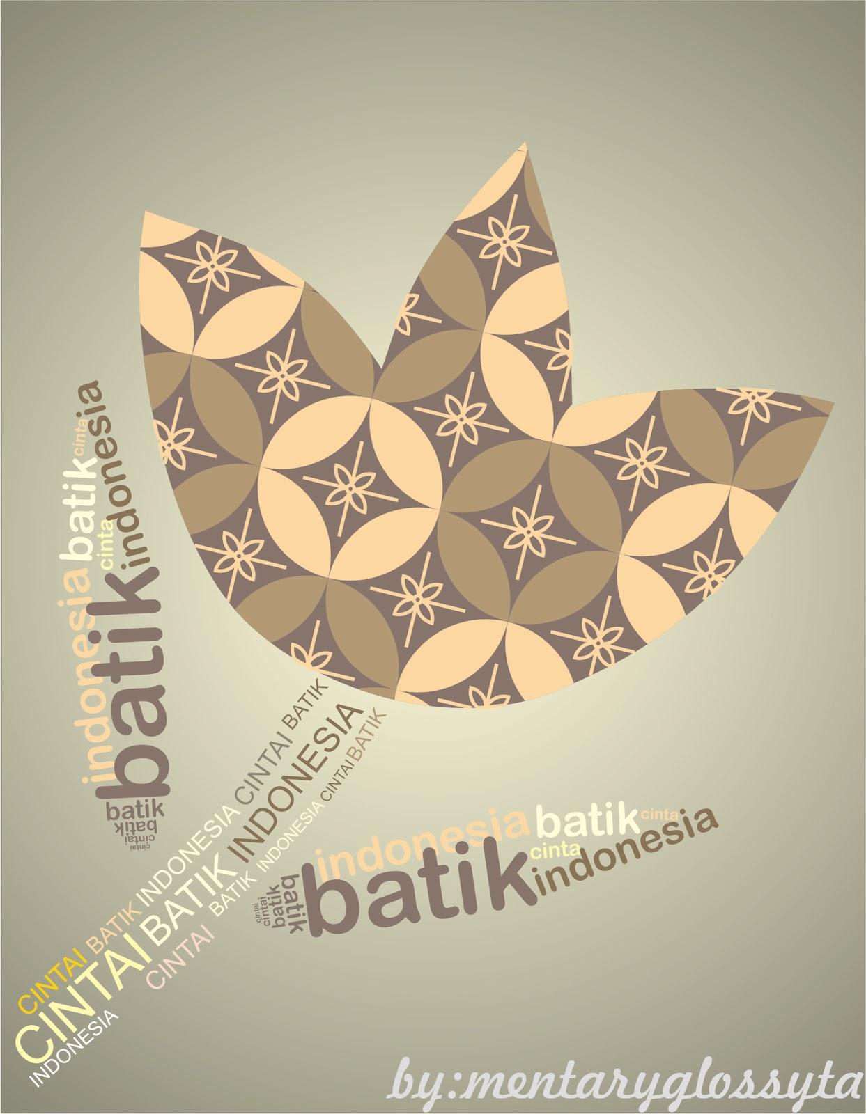 Lomba Desain Poster Batik