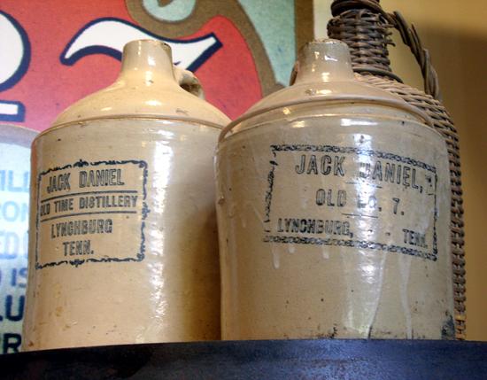 Jack Daniel's jug 1880