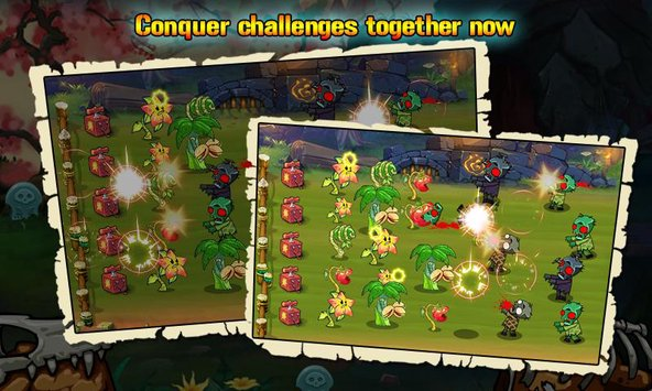 Game Angry Plants APK for Android Gingerbread++