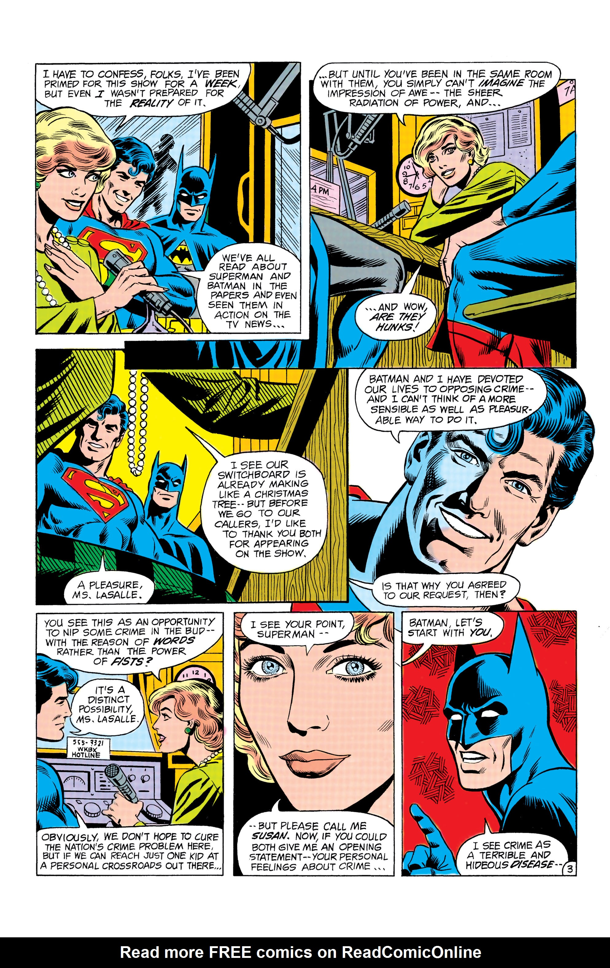 Read online World's Finest Comics comic -  Issue #292 - 4