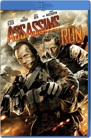 Assassins Run 2013 720p Esub BlyRay  Dual Audio English Hindi GOPISAHI