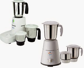 Bajaj GX 1 Mixer Grinder for Rs.1549 | Crompton Greaves CG-DS51 500 Mixer Grinder for Rs.1699 @ Flipkart (Limited Period Deal)