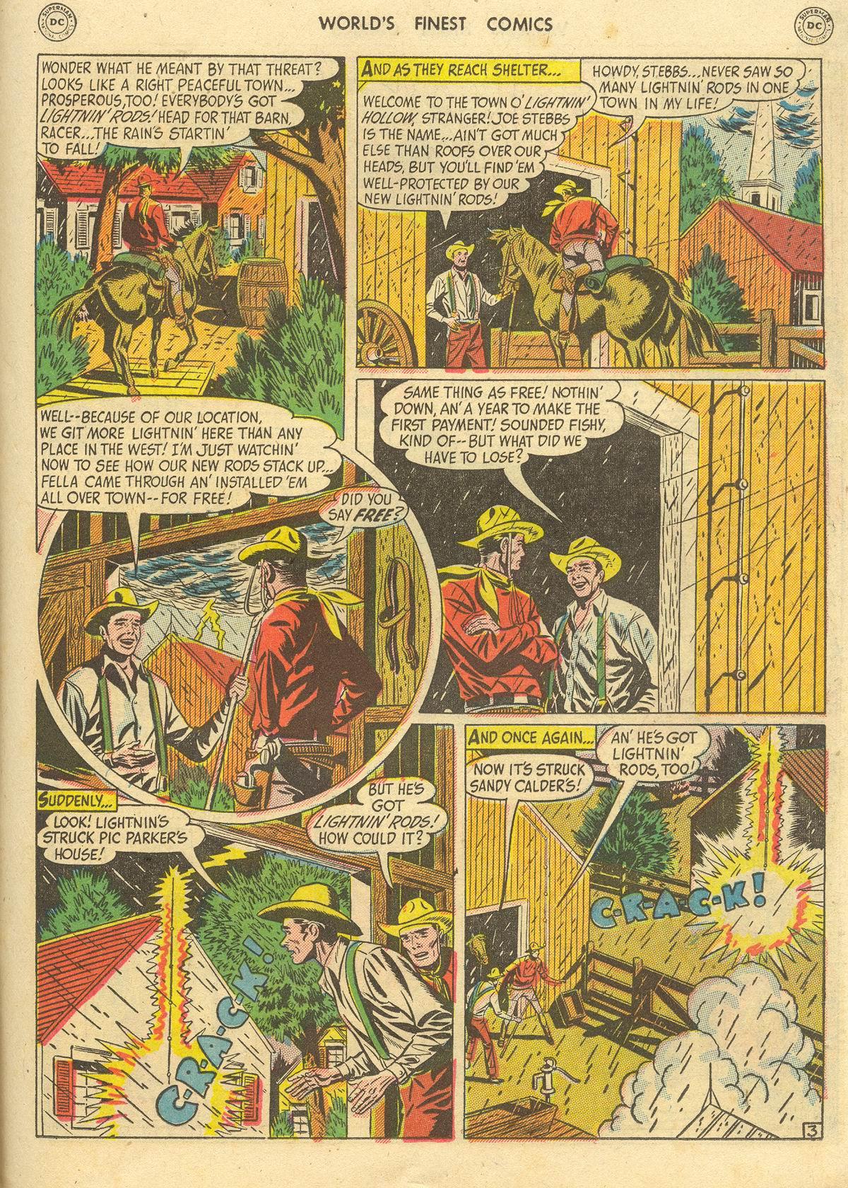 Read online World's Finest Comics comic -  Issue #51 - 45
