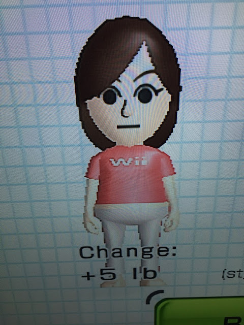wii fit weight gain image