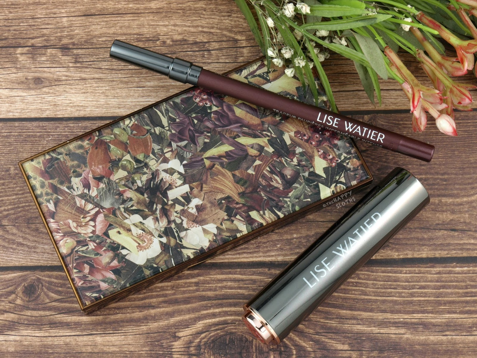 Lise Watier | Fall 2018 Haute Nature Collection: Review and Swatches