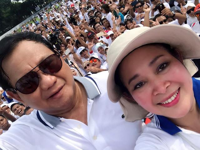 Titiek Soeharto: Prabowo Sudah Punya Jiwa Kepemimpinan sejak Muda