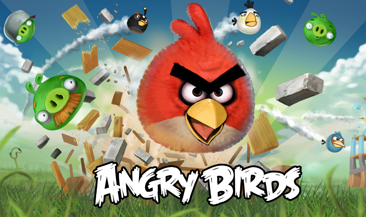 Angry Birds 2.0 | ♥ i-Sumit