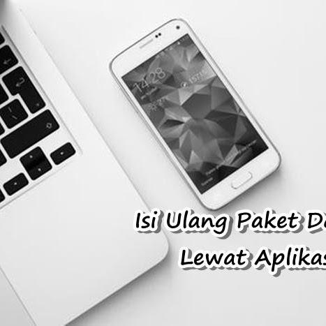 Isi Ulang Paket Data Telkomsel Lewat Aplikasi Sepulsa