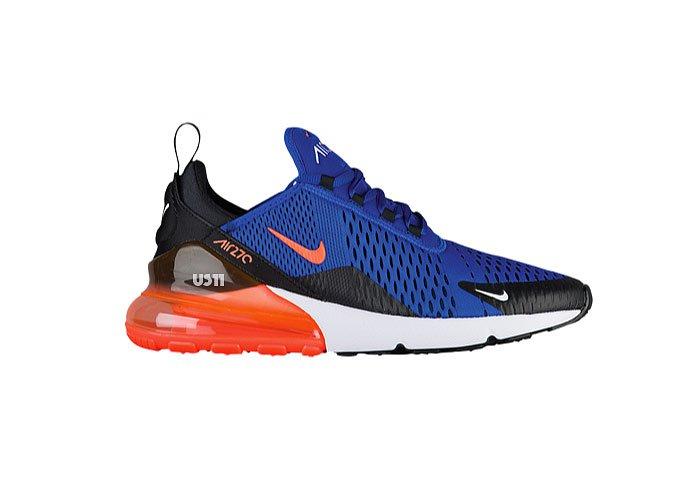 Nouveaux Coloris pour la Nike Air Max 270