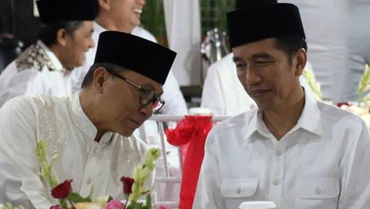Ketua Mahkamah PAN Sebut Partainya Membuka Peluang Gabung Koalisi Jokowi