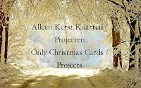 My Facebookgroup /Alleen Kerstkaarten / Only Christmas Cards  2680 Followers